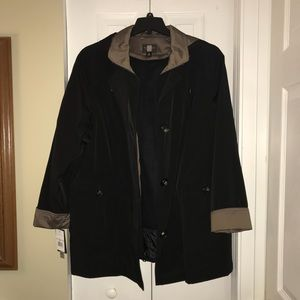 Jackets & Blazers - NWT Gallery Woman Coat